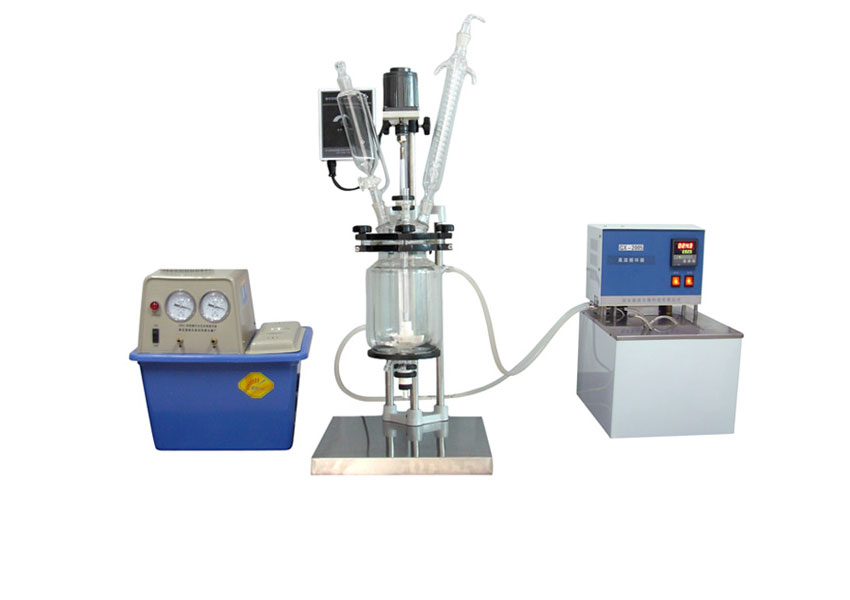 The Indispensable Lab Instruments for Jacketed Glass Reactor