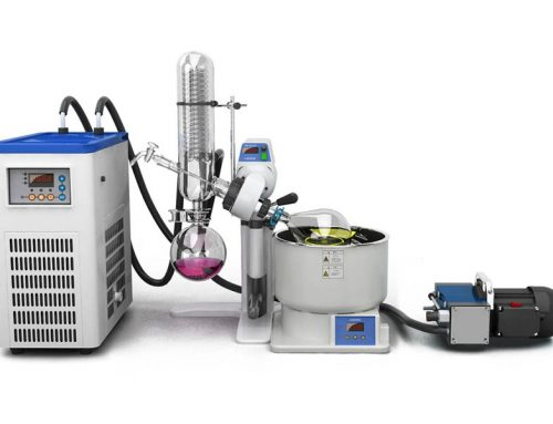 Chiller for rotary evaporator : How Does a Chiller Work?