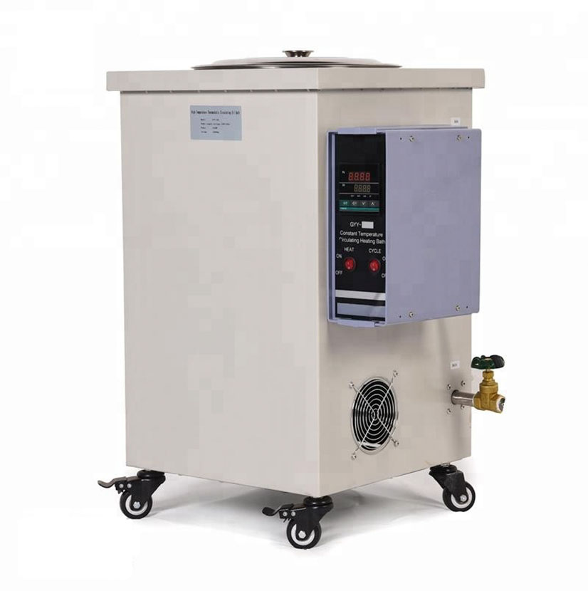 stainless circulating water and oil bath for chemical lab or factory