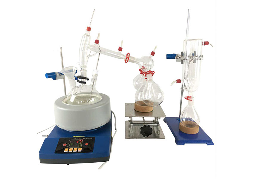 Applicating Short-Path Distillation For CBD Oil Extraction