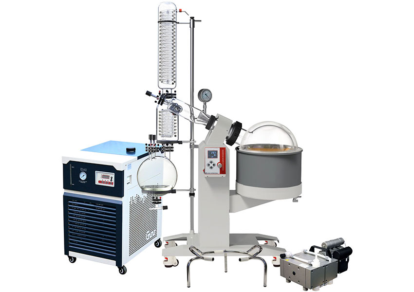 Equipment used for cannabis extraction