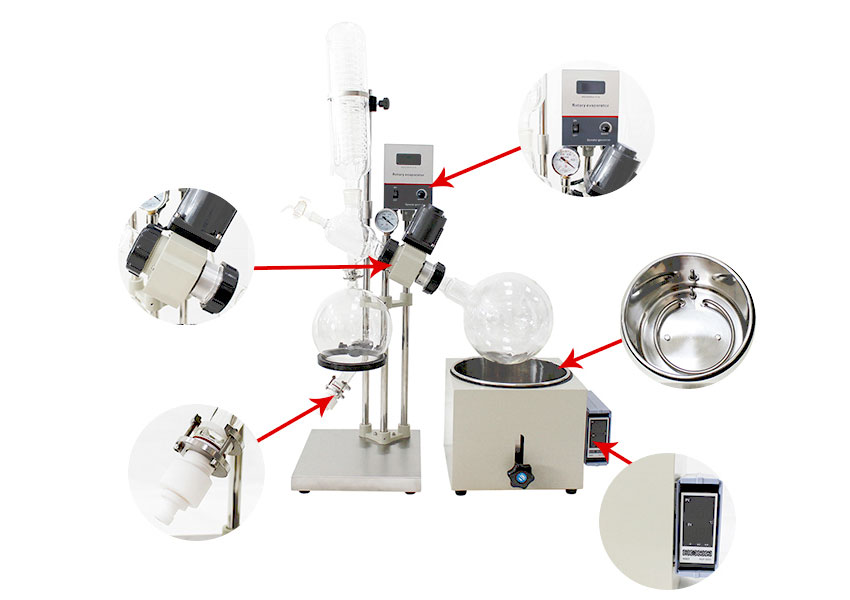 How to Speed Up Rotary Evaporation Process