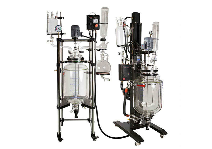 Operation-guide-of-jacketed-glass-reactor