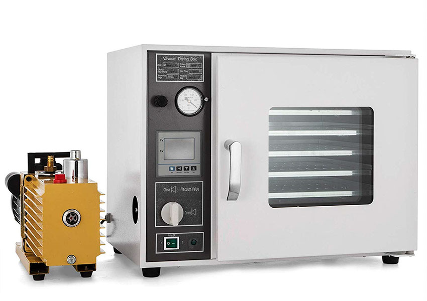 What is a vacuum drying oven