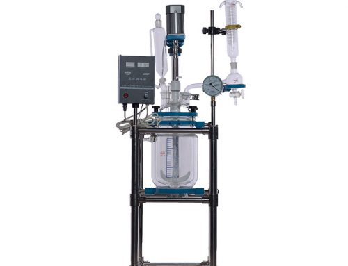Glass reactor manufacturers for laboratory