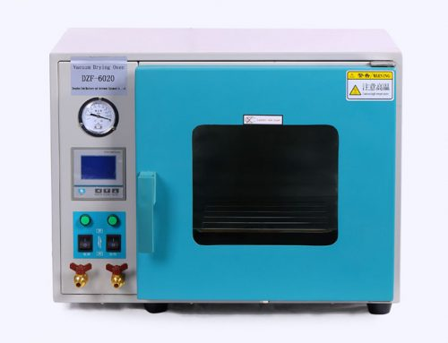 Small Industrial Vacuum Drying Oven Machine