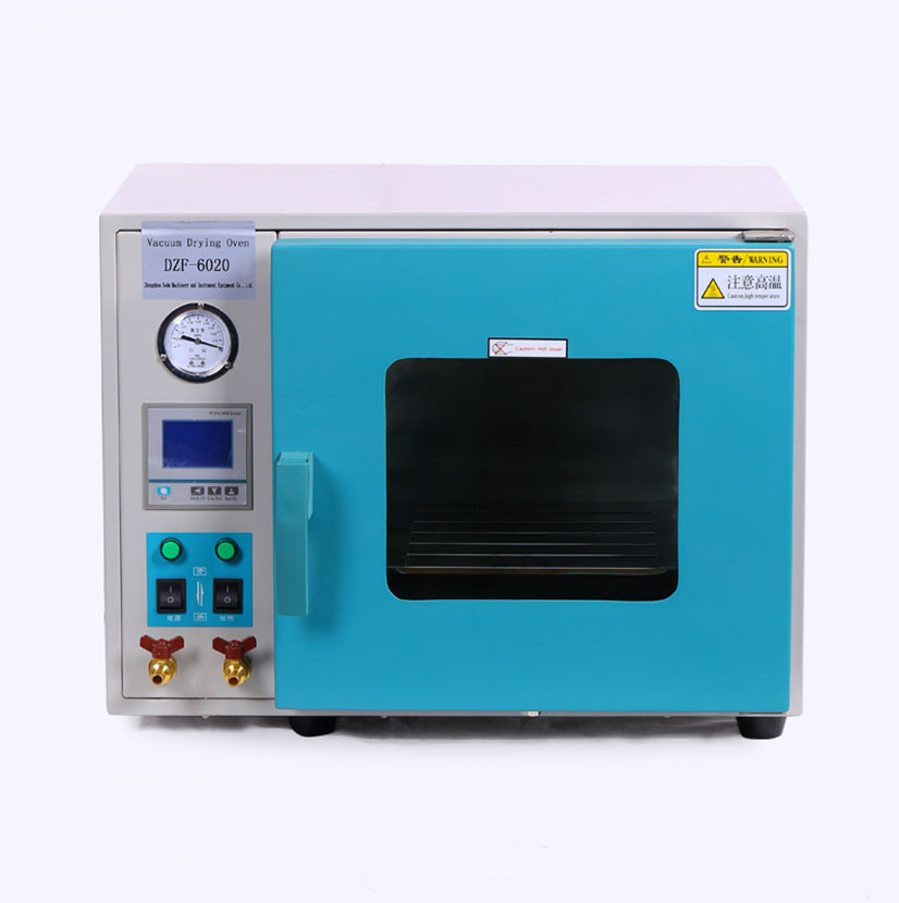 Small Digital Chamber Vacuum Drying Oven uses in laboratory