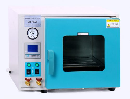 Vacuum drying oven machine with digital temperature controller for laboratory