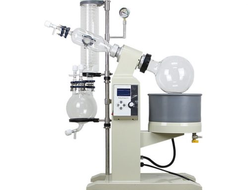 5L Rotary evaporator essential oil distillation equipment