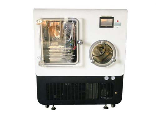 Vegetable Fruit Food lyophilizer Vacuum Freeze Dryer