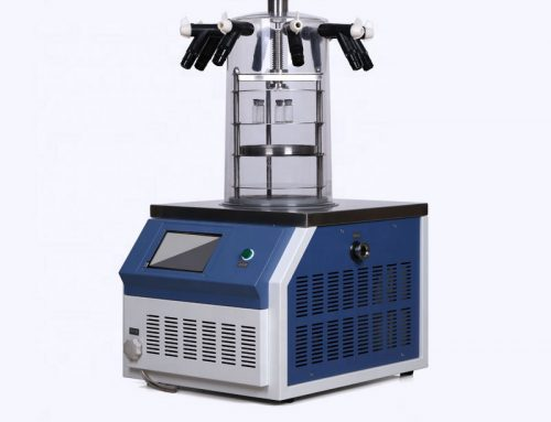 Freeze Dryer Used in Laboratory or Home