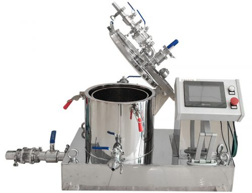 Industrial CDB Hemp Oil Extraction Centrifuge