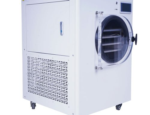 Small pharmaceutical herbs freeze dryer for laboratory