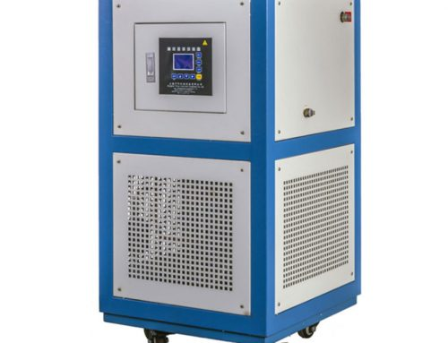 Digital Display Refrigeration Heating Cycle Device for Lab