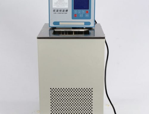 Constant Low Temperature Water Bath with LCD display