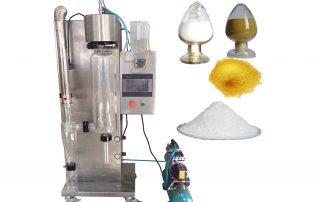 What is Spray Drying