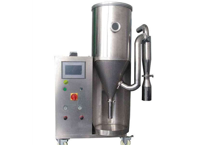 What are Advantages of spray drying