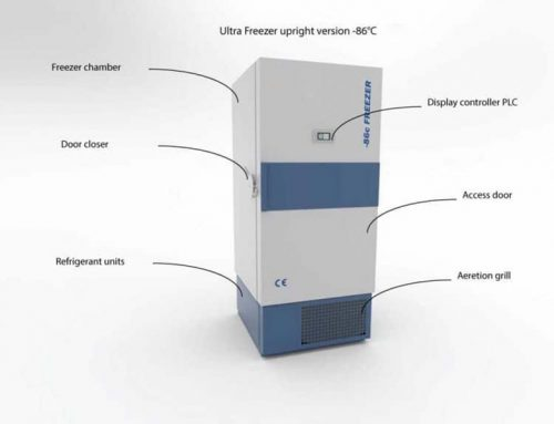 How does an Ultra low temperature freezers (ULT freezer) work?