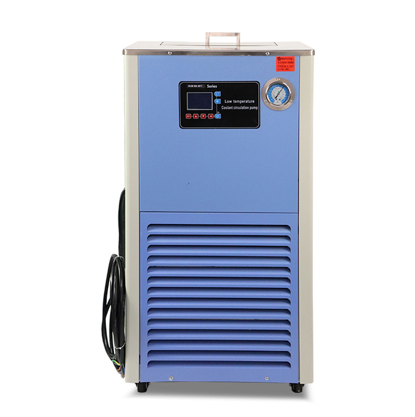 laborator air cooled water chiller unit system