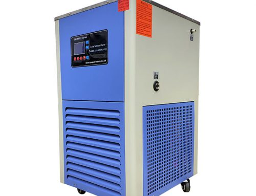 Refrigeration liquid cooling system water glycol chiller