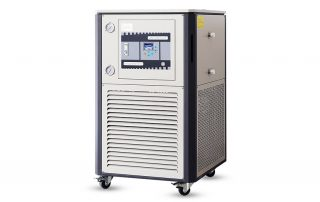 What is the working principle of chiller