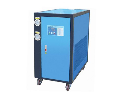 What are water chillers used for?