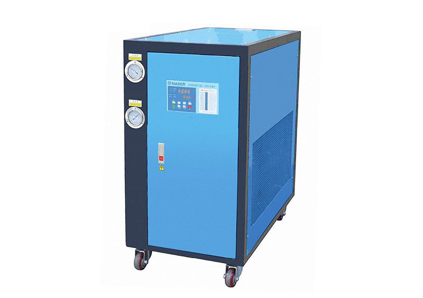 What are water chillers used for