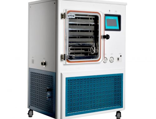 Pilot Freeze Drying Machine