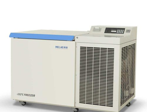 -152C ultra low temperature deep freezer