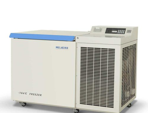 -164C Degree Ultra low temperature Ecryo Freezer