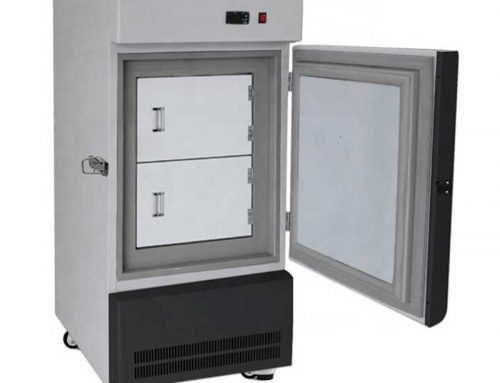 Small upright deep freezer 4 cubic feet
