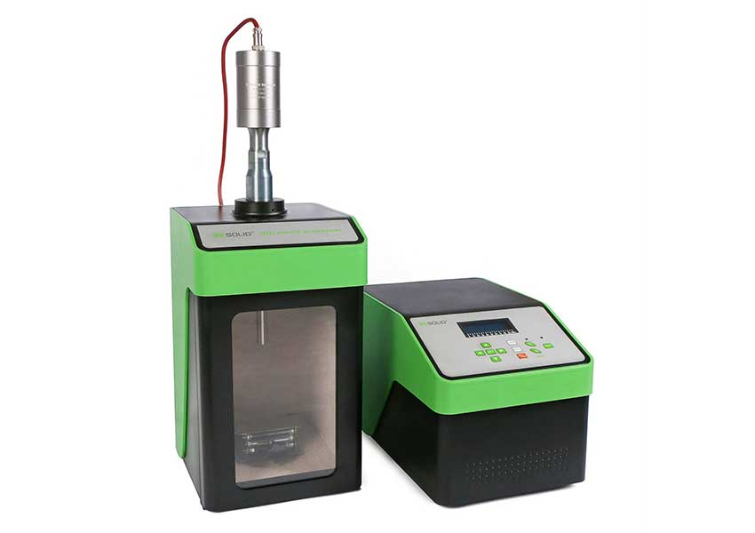 Ultrasonic homogenizers (Probe Sonicator) overview