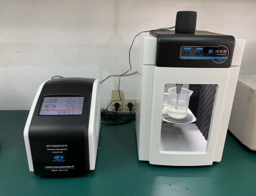 Application of sonicator : What is a sonicator used for?