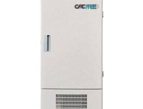 Vertical deep freezer 7 cu ft