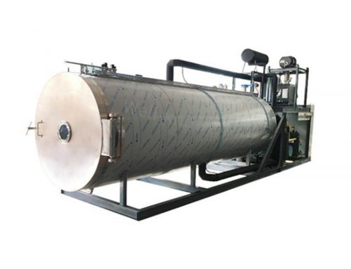 Vacuum freeze drying equipment lyophilizer for food industry