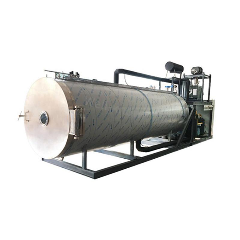 Large Industrial Vacuum Freeze dryer