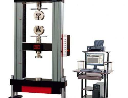 Tensile Strength Test Machine for Plastic And Rubber