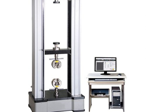 Laboratory Universal Servo Tensile Strength Testing Machine