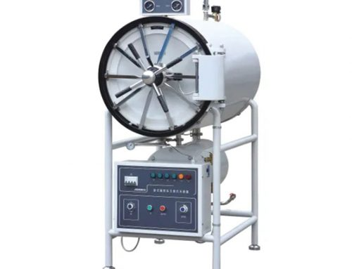 Hospital Medical Horizontal Steam Autoclave Sterilizer