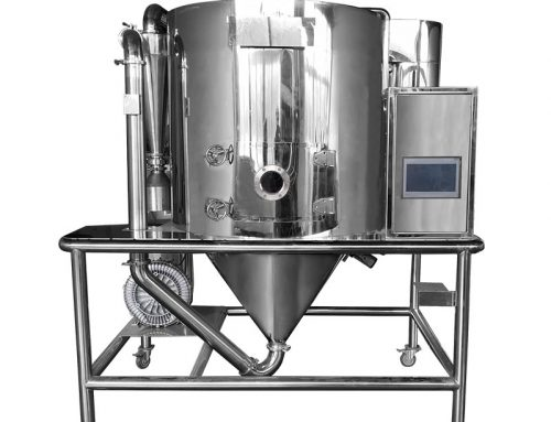 Spray dryer milk powder Spray drying equipment