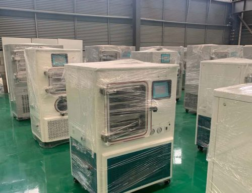 Freeze Drying Equipment Packaging
