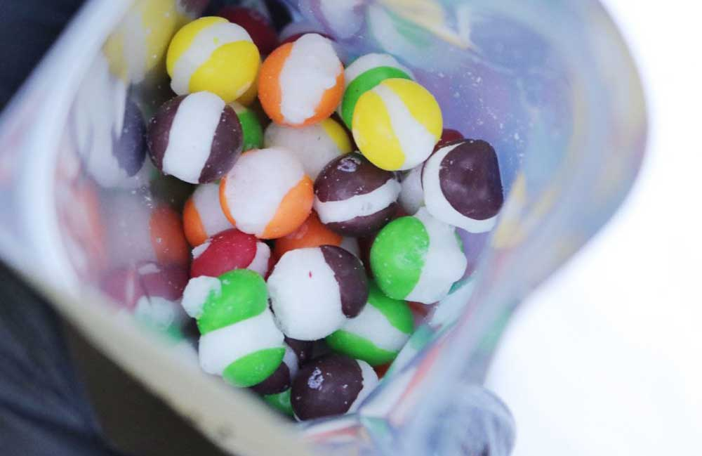 freeze-dried-Skittles