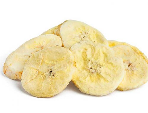 How to freeze dry bananas at home?