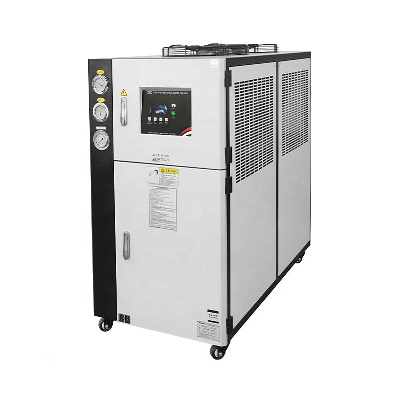 Industrial Air Cooled Water Chiller 101