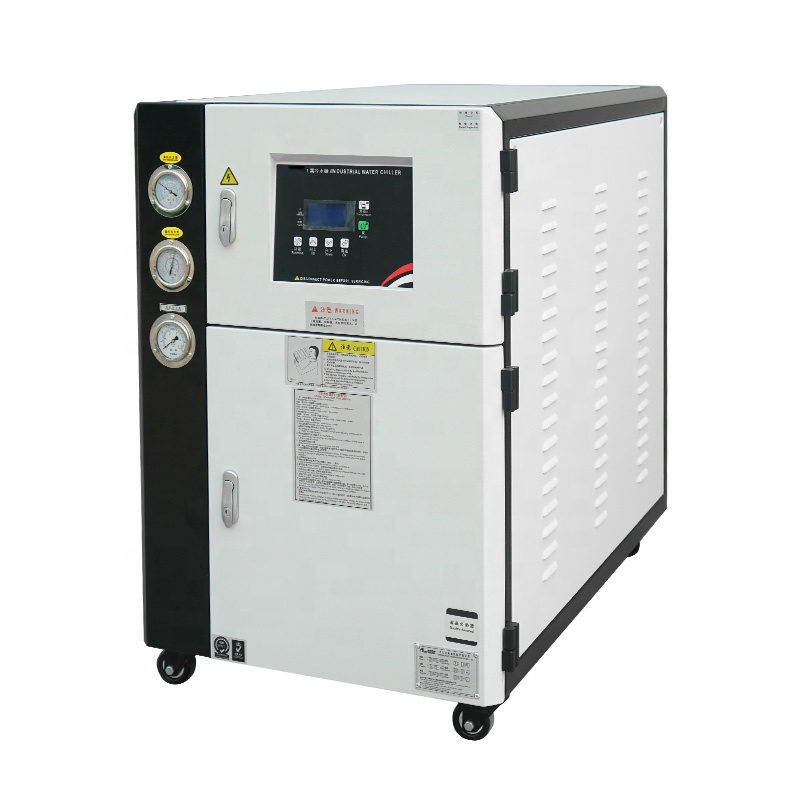 Water cooled chiller 01