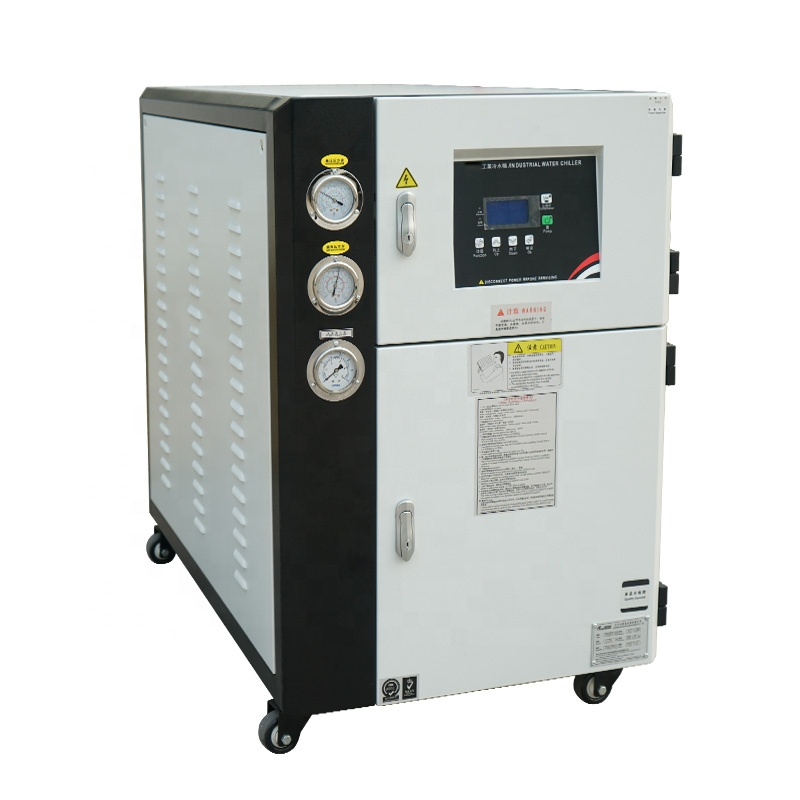 Water cooled chiller 03