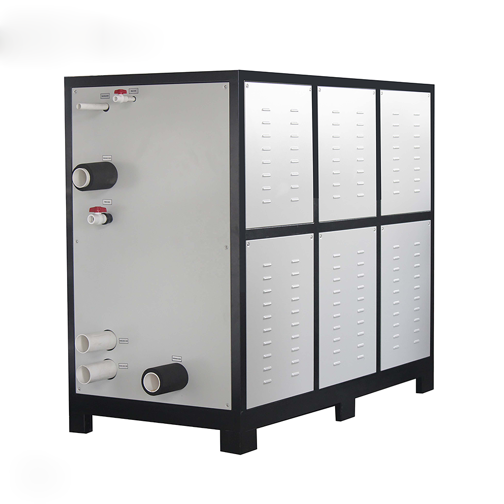 Water cooled chiller 33