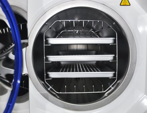 What is autoclave process?