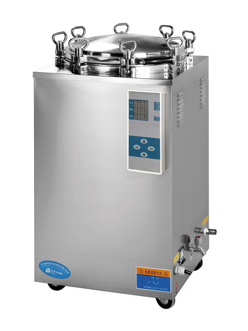 What is the working principle of autoclave 01