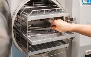 Difference between Autoclave and Hot air oven